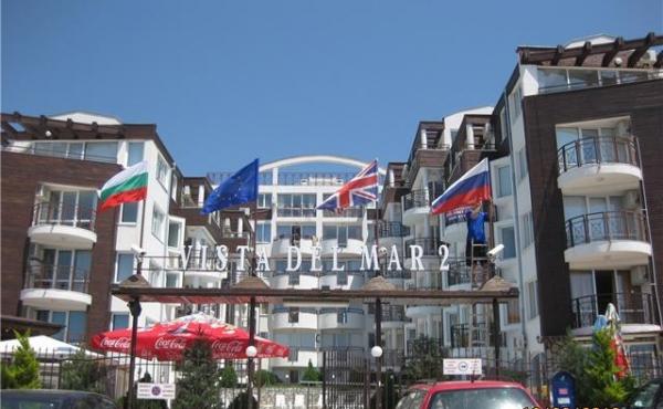 """Болгария.  Комплекс """"Виста Дель Мар 2"""" – 200 метров от моря!"""