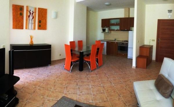 гостиная с кухней - фото 2