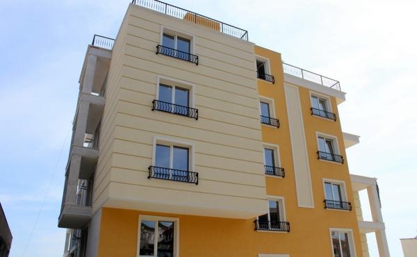 """Квартиры в комплексе """"Гранд вилла"""" Святой влас - 100 м. от моря."""