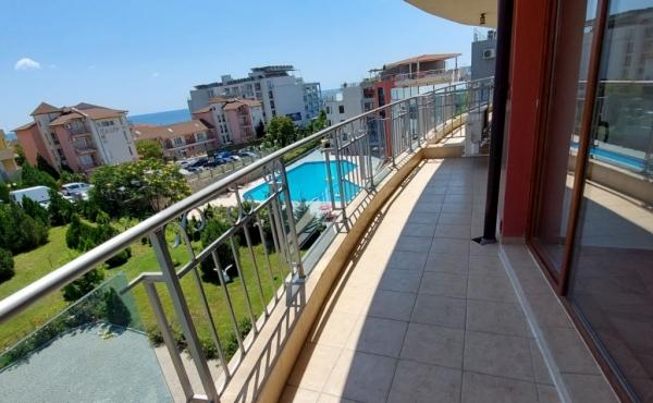 Квартира  на курорте Святой Влас,20 метров от моря!