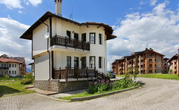 Болгария. Дом на горнолыжном курорте Банско.