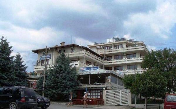 Болгария. Отель в городе Бяла.