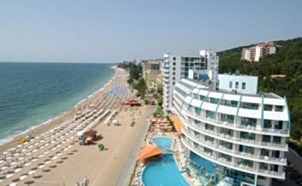Болгария. 4* Апарт-отель на Золотых Песках - 1 линия моря!
